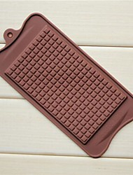 Large Chocolate Shape Chocolate Molds,Silicone 22.5×10.5×0.5 CM(8.9×4.1×0.2 INCH)