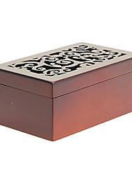 Недорогие -деревянные музыкальная шкатулка для хранения ювелирных игрушек