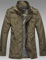 TaiChang™ Men's British Style Slim Trench Coat