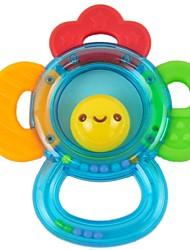 Недорогие -AB солнышко ребенка режутся зубы прорезыватель игрушка подарок BPA бесплатно