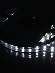 cheap -Dual Row 600x5050 SMD 144W 6000LM  White Light LED Strip Light (5-Meter/DC 12V)