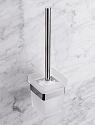 Недорогие -Современная Квадрат из нержавеющей стали держатель для туалетной щетки
