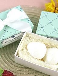 Недорогие -праздничные подарки мини оболочка форма мыла (случайный цвет)