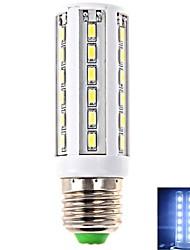 cheap -E26/E27 LED Corn Lights T 42 leds SMD 5630 Cold White 1020lm 6000-6500K AC 100-240V