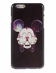 cheap -Cartoon Design Aluminum Hard Case for iPhone 6