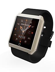 rwatch r6 wearable SmartWatch, bússola / chamadas / pedômetro / rastreador sono mãos-livres para Android / iOS