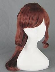 Cosplay Wigs Cosplay Cosplay Anime Cosplay Wigs 50 CM Heat Resistant Fiber Female