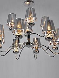 povoljno -LWD Tradicionalni / klasični Modern / Comtemporary Lusteri Ambient Light - Mini Style, 110-120V 220-240V Bulb not included