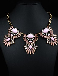 moda jóia luxo colar das mulheres