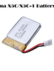 3.7v 680mah Drone Quadcopter Battery for Syma X5C X5C-1 X5SC X5SW Cheerson CX30W CX30S