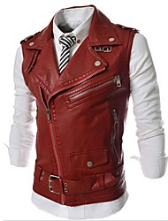 cheap -Classic & Timeless Vest-Multi Color,Classic Style