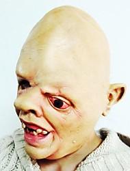 Недорогие -одноглазый человек глаз на огне латексной маски для Хэллоуина костюм участника (1 шт)