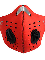 FJQXZ Bike/Cycling Face Mask/Mask Unisex Quick Dry / Dust Proof / Windproof Mesh Red / Black / Blue / Orange Cycling/BikeSpring / Summer
