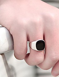 cheap -Men's Band Ring - Fashion Ring For Party / Daily / Casual