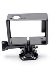 cheap -Accessories Smooth Frame Mount / Holder High Quality For Action Camera Gopro 4 Gopro 3+ Gopro 2 Sports DV Ski / Snowboard Diving Surfing