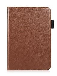 genert bjørn ™ 6 tommer læder cover taske til Amazon Kindle Touch eReader