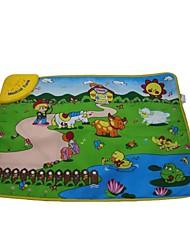 Недорогие -70x49 ребенка музыке и сельскохозяйственных животных подушки
