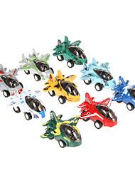 Недорогие -9pcs дети весело мини самолет скорость х-улица отступить автомобиль игрушку
