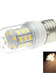 E26/E27 LED Corn Lights T 30 leds SMD 5730 Warm White 200lm 3000K AC 220-240V