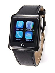 cheap -New Smart Wrist Watch Bluetooth U10 for Android All Smart Phone (Assorted Colors)