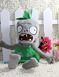 Недорогие -allhallowmas растения против зомби трава юбка зомби плюшевые игрушки размером 28см