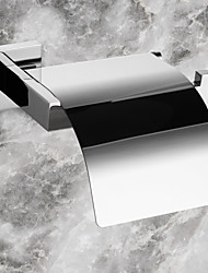 cheap -1pc High Quality Contemporary Stainless Steel Toilet Paper Holder
