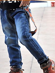 cheap -Boy's Denim Jeans,Winter / Spring / Fall Check