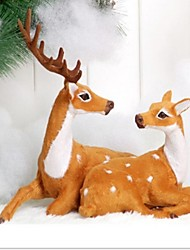 Christmas Xmas Celebrate Decoration Gift Christmas Couples Deer Ornaments