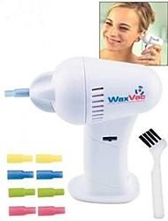 nouvelle sécurité nouveauté nettoyage électrique nettoyant pour les oreilles utilisés pour les soins de l'oreille