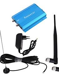 Недорогие -новый gsm980 синий сотовый мобильный телефон усилитель сигнала усилитель + антенна