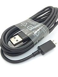 cheap -2M 6.6ft Micro USB Charger Charging Sync Data Cable for Samsung S3/S4 HTC Sony Nokia