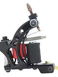 baratos -Ferro fundido 1pc bobinas dupla máquina de tatuagem (mais cores)