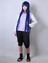 Inspiriert von Naruto Hinata Hyuga Anime Cosplay Kostüme Cosplay Kostüme Mantel Unterhose Für Frau