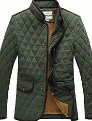 Men's Fashion Stand Collar Jacket