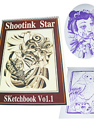 abordables -Tattoo Book for Body Art