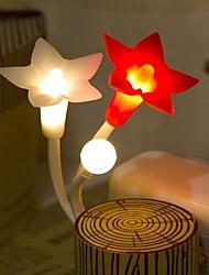 cheap -LED A Stake Rose Night Light