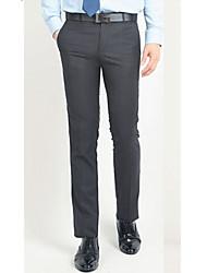 economico -pantaloni slim-fitting uomini Hansun di