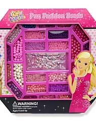 economico -bambini e giocattoli educativi di apprendimento perline artigianato giocattolo del bambino perline fai da te gioielli fatti a mano parte