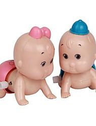 Недорогие -витая задница поднялась ребенок заводной игрушки (цвет случайный)
