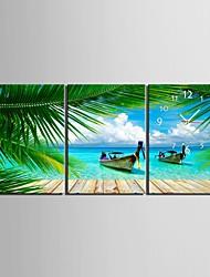 baratos -Moderno/Contemporâneo Tela de pintura Rectângular Interior,AA