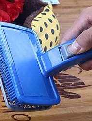 Недорогие -Большая чистка размер пролить инструмент, что домашние животные используют, чтобы ухаживать за его волосы
