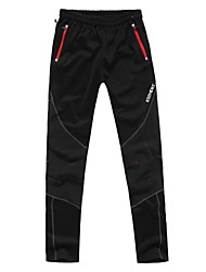cheap -KORAMAN Men's Cycling Pants Bike Pants / Trousers / Tracksuit / Winter Fleece Jacket Thermal / Warm, Quick Dry, Breathable Solid Colored