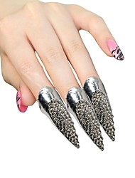 preiswerte -Ringe Damen Strass Silber / Legierung Silber / Legierung Einheitsgröße / 5 Silber Die Farben der Stickereien sind wie im Bild dargestellt.