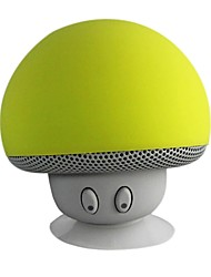 cheap -Portable Creative Small Mushroom Style Mini Bluetooth 3.0+EDR Speaker (Color Assorted)
