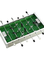 Недорогие -Мини Металл настольный футбол 6 обрабатывает рабочего игрушка