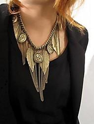 Недорогие -Ретро нескольких элемент прочистки ожерелье женщин