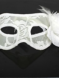 cheap -Carnival Mask Men's / Women's Halloween Festival / Holiday Halloween Costumes Solid Colored