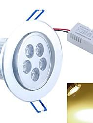 cheap -SENCART 500-550lm LED Ceiling Lights Recessed Retrofit 5PCS LED Beads COB Decorative Warm White 85-265V / CE Certified / FCC