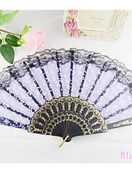 Недорогие -снег зерна ручной вентилятор ---- набор из 4 свадебных предпочтений классический их