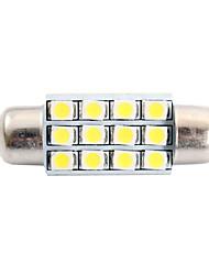 cheap -SO.K T11 Light Bulbs 2 W SMD LED 80 lm LED Interior Lights